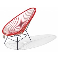 Red baby Acapulco chair
