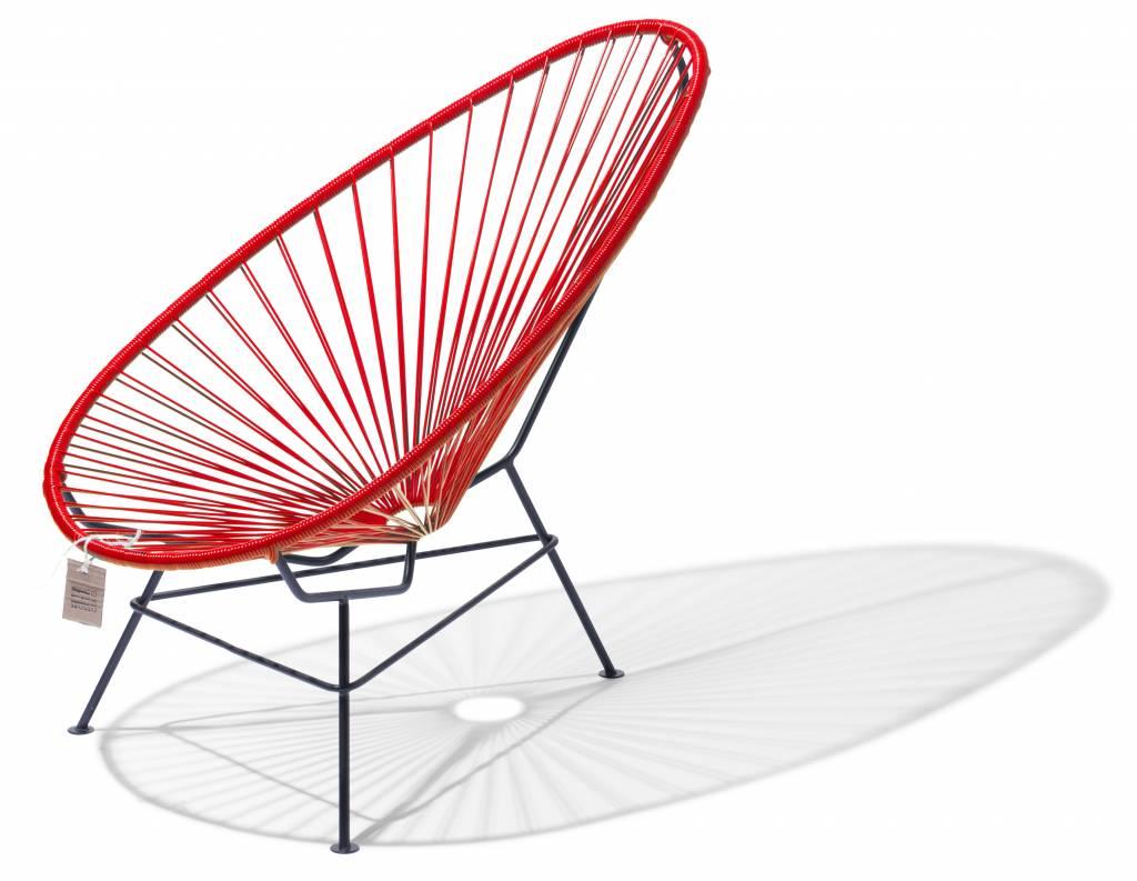 fauteuil acapulco enfant b b rouge le fauteuil acapulco authentique. Black Bedroom Furniture Sets. Home Design Ideas