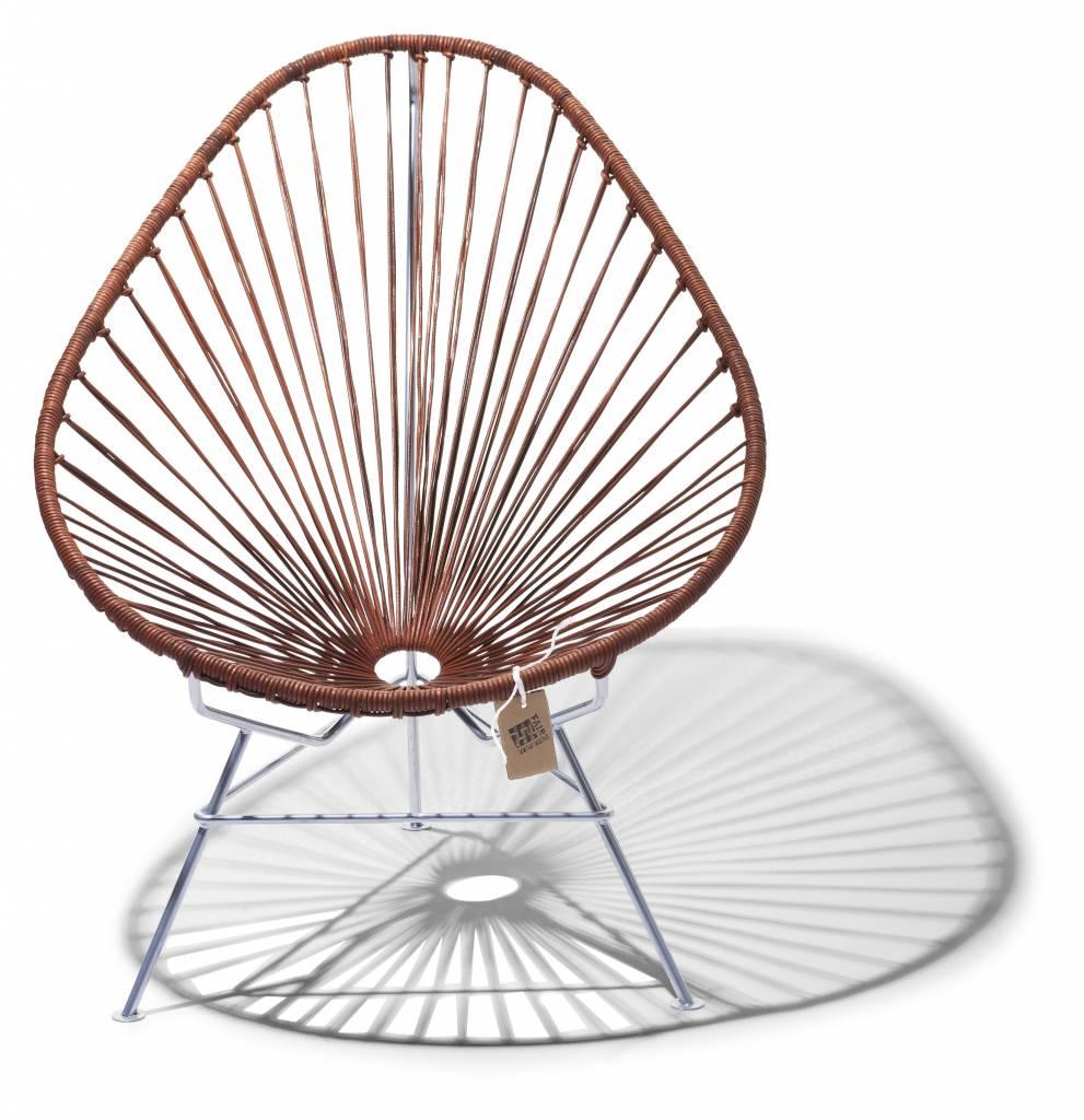 acapulco stuhl leder chrom acapulco st hle. Black Bedroom Furniture Sets. Home Design Ideas