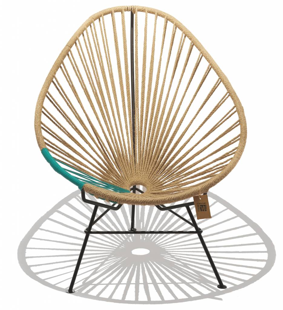 Eco friendly acapulco lounge chair the original acapulco chair