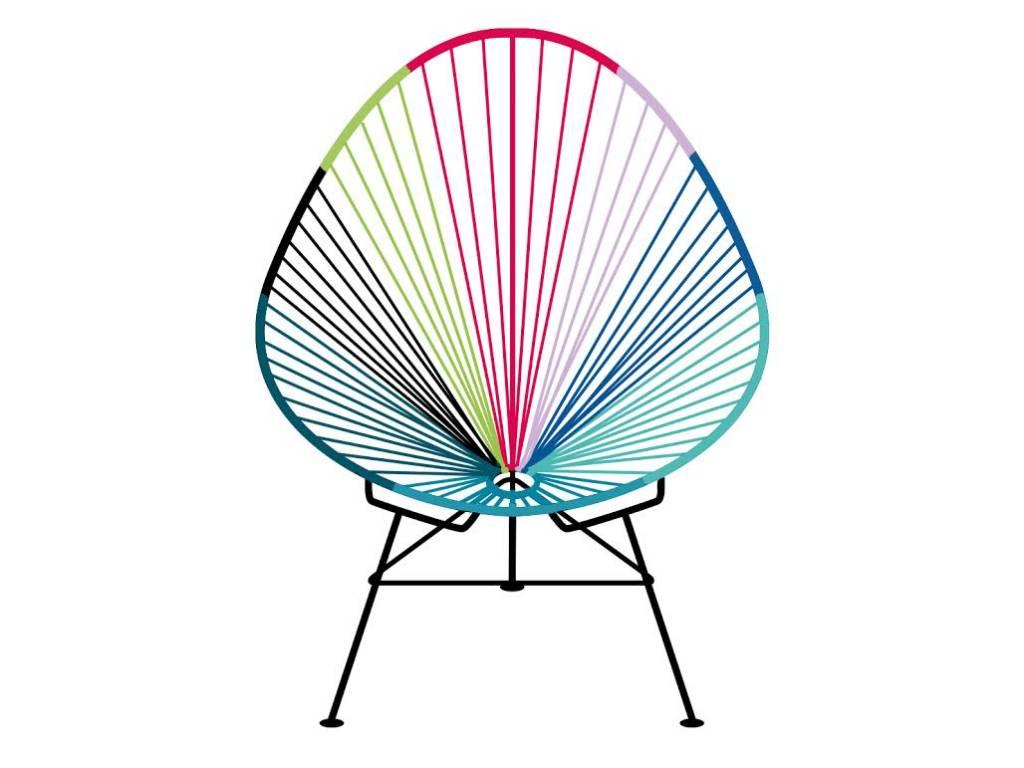 Dise a su propia silla acapulco con tus colores favoritos - Sillas acapulco baratas ...