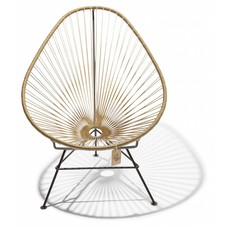 New! Acapulco chair gold