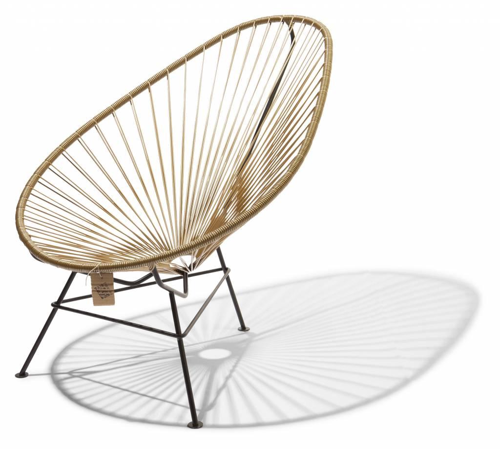 chaise acapulco originale couleur or le fauteuil acapulco authentique. Black Bedroom Furniture Sets. Home Design Ideas