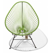Chaise Acapulco vert olive