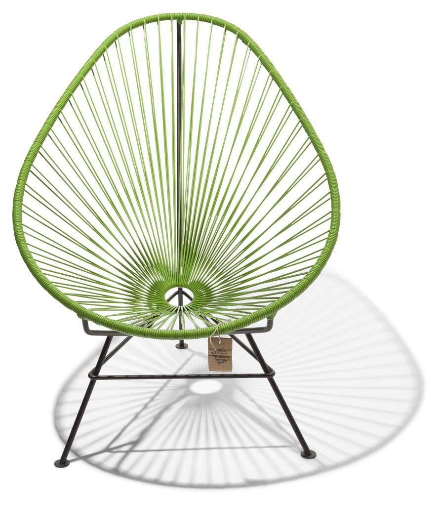 original acapulco stuhl in olivgr n acapulco st hle. Black Bedroom Furniture Sets. Home Design Ideas