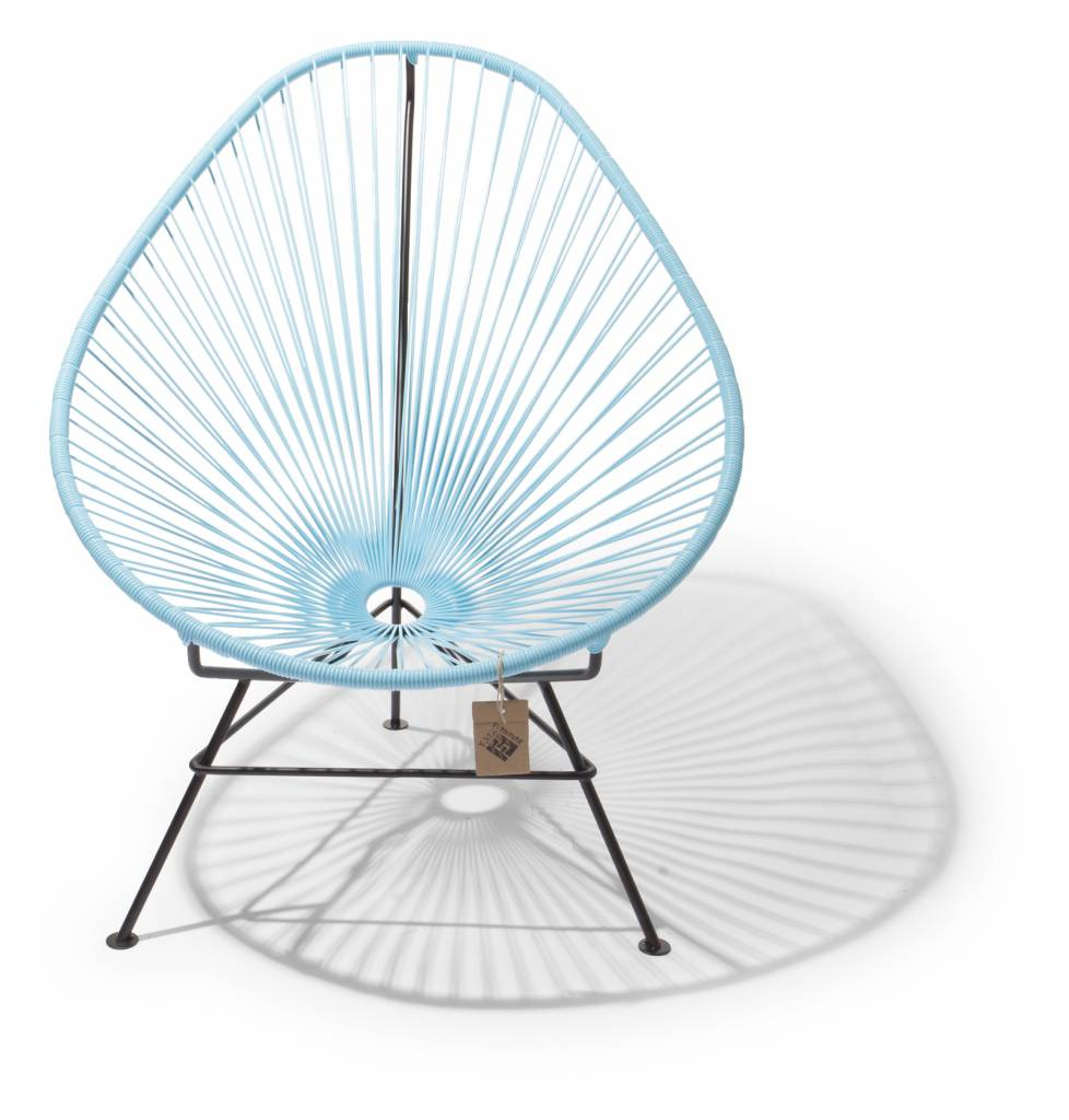 fauteuil acapulco bleu pastel fabrique a la main a Résultat Supérieur 48 Impressionnant Fauteuil Bleu Pastel Galerie 2017 Hht5