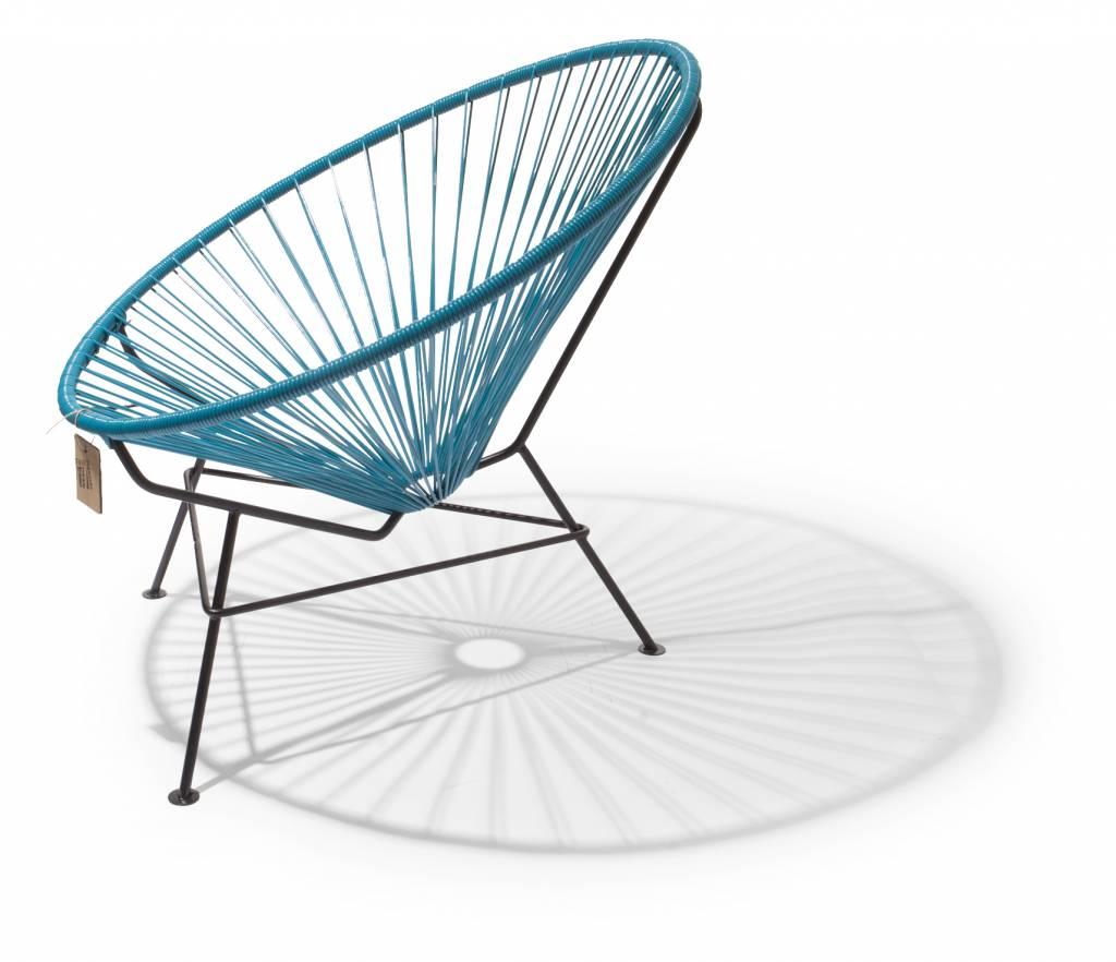fauteuil condesa bleu p trole le fauteuil acapulco. Black Bedroom Furniture Sets. Home Design Ideas