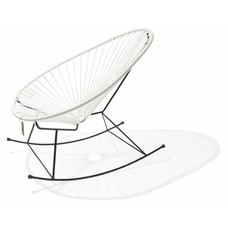 classic white acapulco chair the original acapulco chair. Black Bedroom Furniture Sets. Home Design Ideas