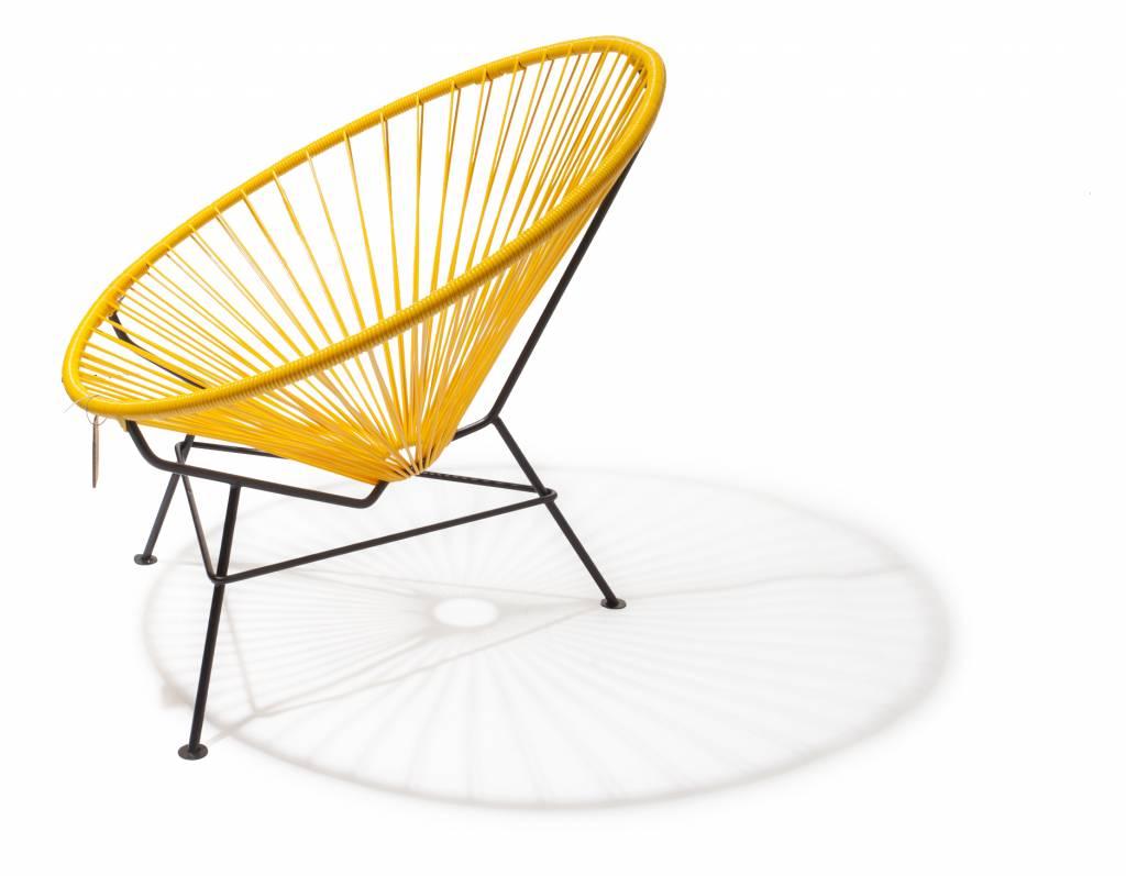 fauteuil condesa jaune le fauteuil acapulco authentique. Black Bedroom Furniture Sets. Home Design Ideas