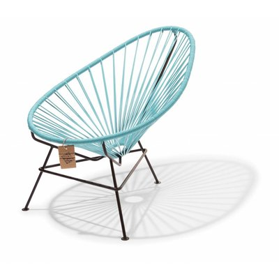 acapulco kids chair pastel blue the original acapulco chair. Black Bedroom Furniture Sets. Home Design Ideas