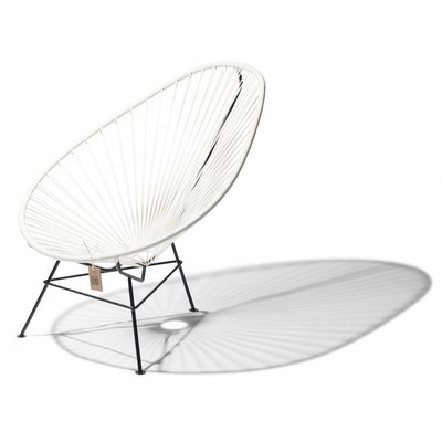 Acapulco kids chair white