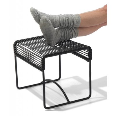 Xalapa bench or footrest black