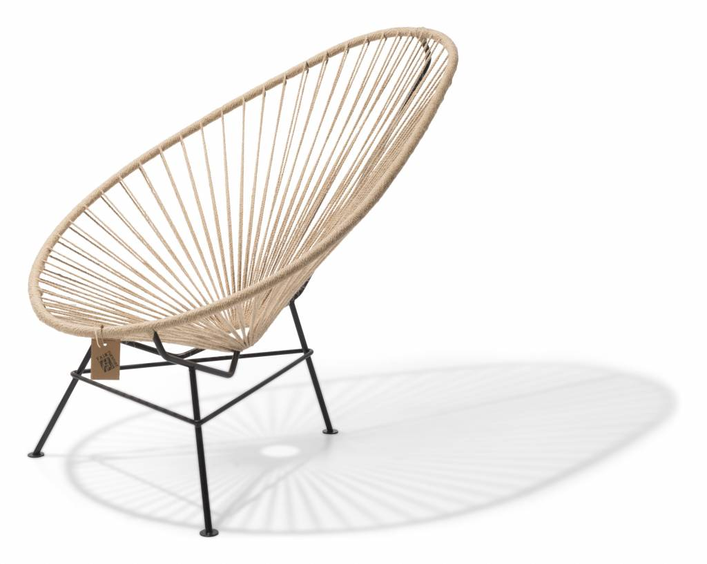 acapulco hemp chair the original acapulco chair. Black Bedroom Furniture Sets. Home Design Ideas