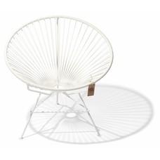 Le fauteuil Condesa 100% blanc
