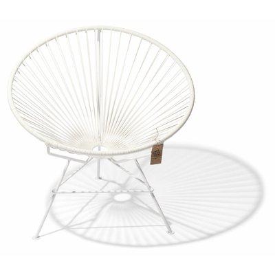 Le fauteuil Condesa de Fair Furniture 100% blanc