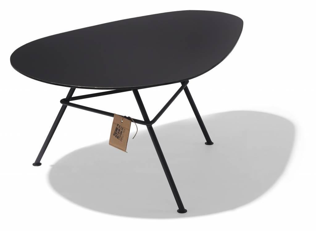 table en verre zahora le fauteuil acapulco authentique. Black Bedroom Furniture Sets. Home Design Ideas