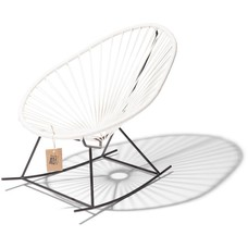 Versione a dondolo della sedia Acapulco baby