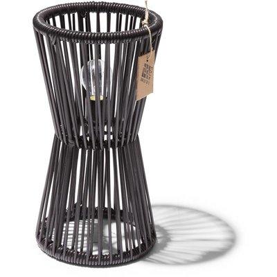Lámpara Totem, negro