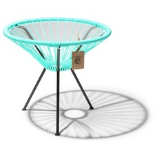 Table Japón turquoise clair