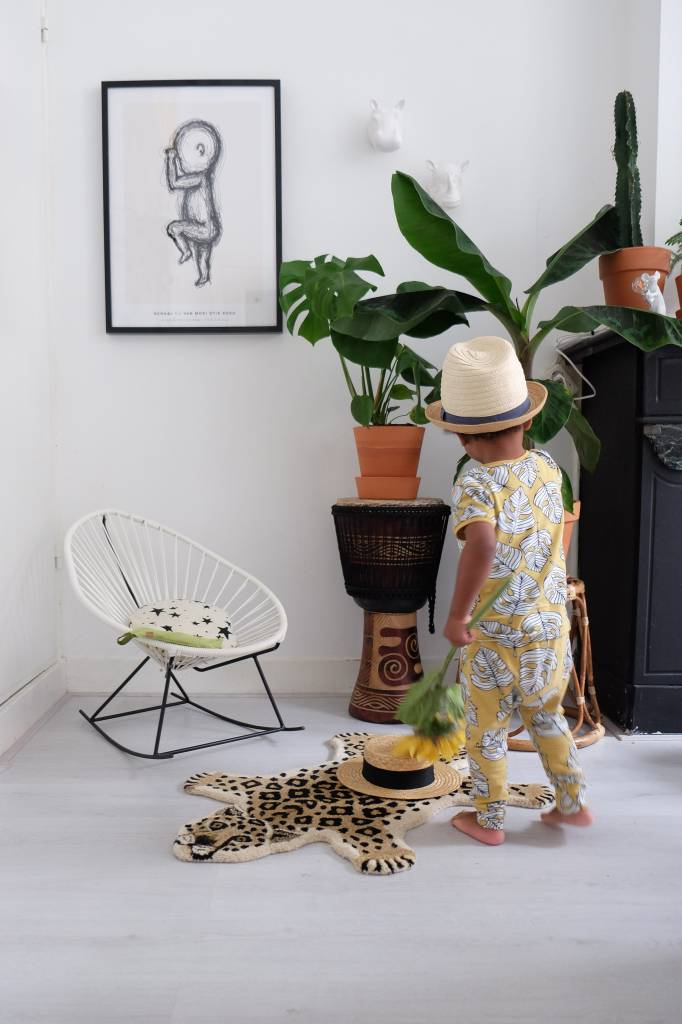 Rocking Version Of The Baby Acapulco Chair