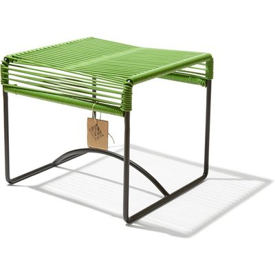 Xalapa bench or footrest olive green
