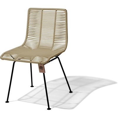 Rosarito dining chair beige