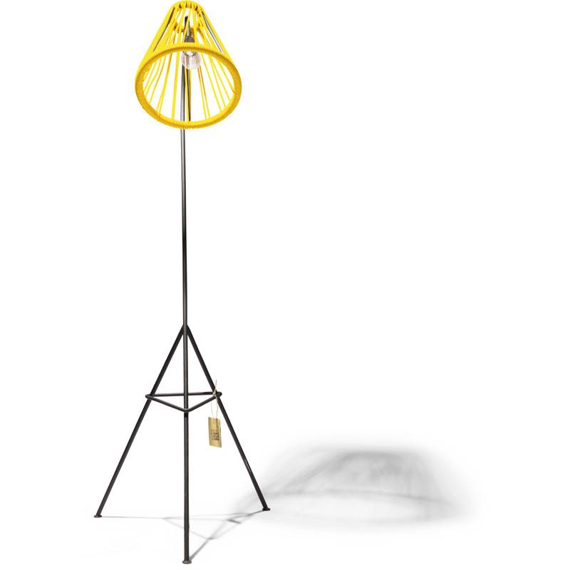 Kahlo Floor Lamp Yellow