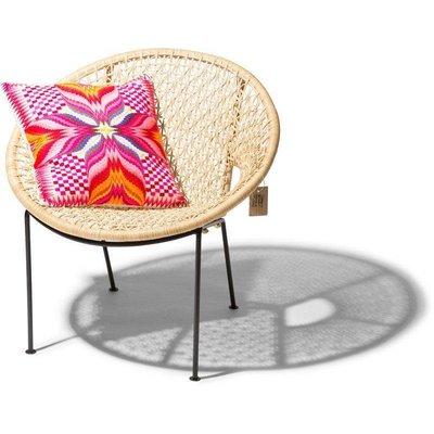 Die Blumenversion des originellen Ubud Stuhls