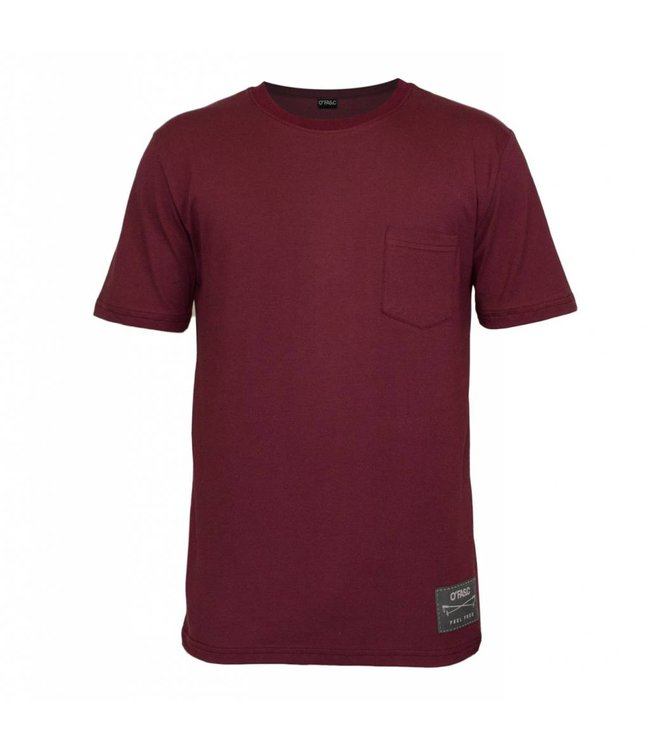 FASC Pocket Ace Burgundy