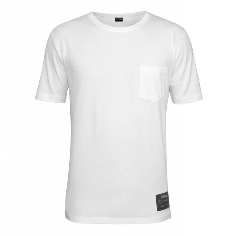 Pocket Ace T-Shirt White