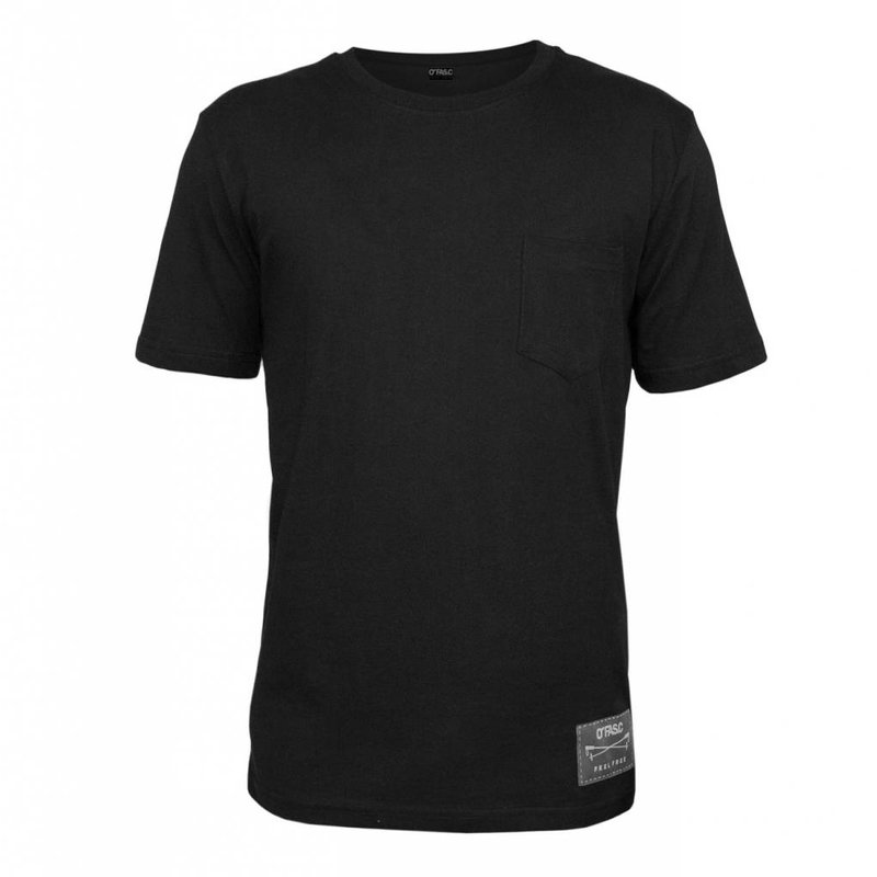 Pocket Ace T-Shirt Black