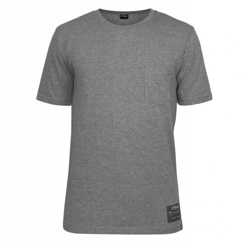 Pocket Ace T-Shirt Grey