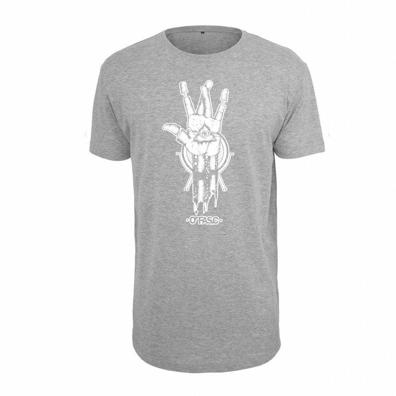 Lunatic Shirt Lightgrey