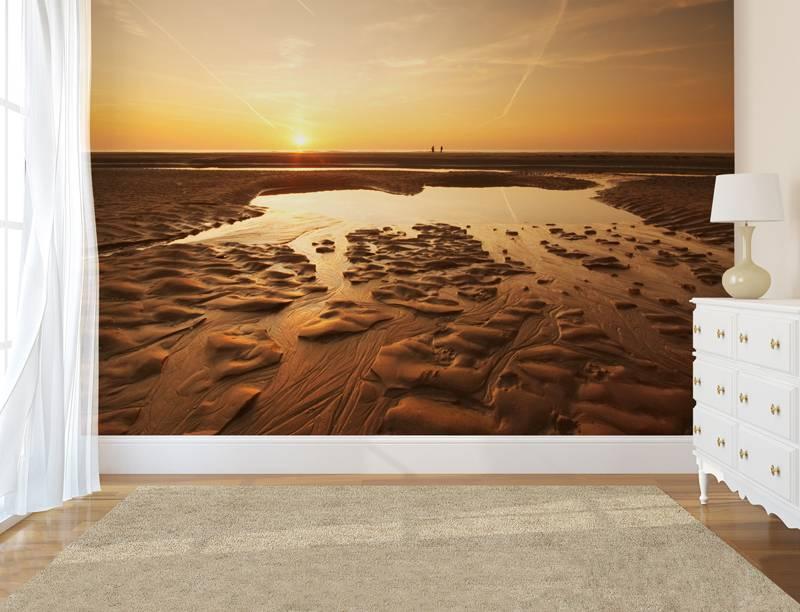 fotobehang slaapkamer strand ~ lactate for ., Deco ideeën
