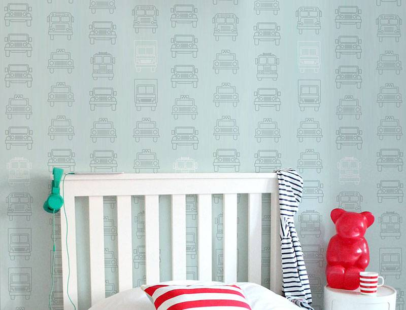 Behang Babykamer Romantisch : Behang babykamer romantisch referenties op huis ontwerp