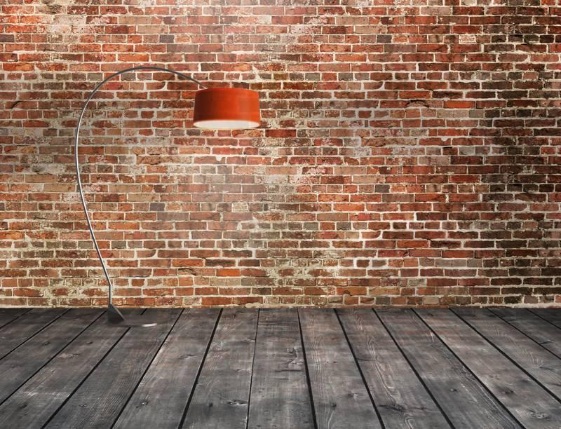 Stenen Muur Wit : Oude stenen muur behang