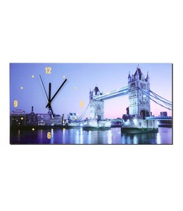 Canvas Klok London Bridge