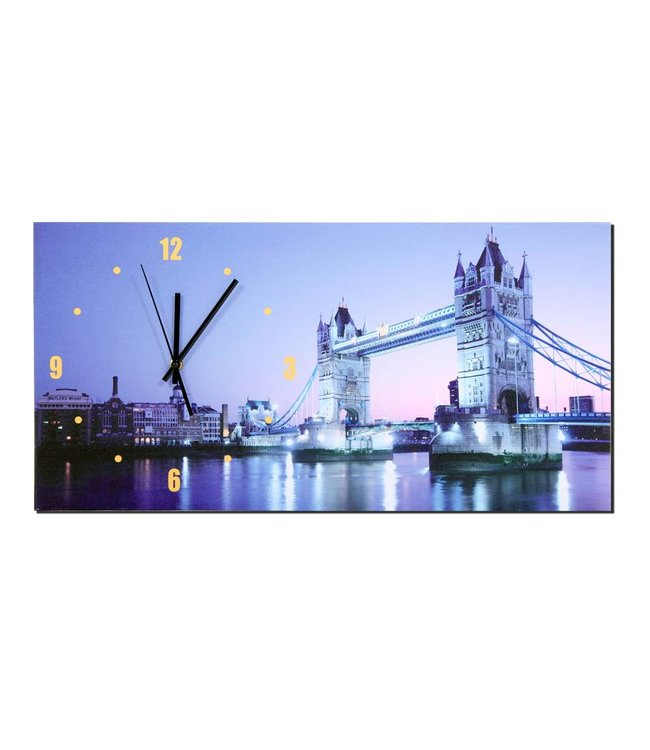Canvas Klok London Bridge
