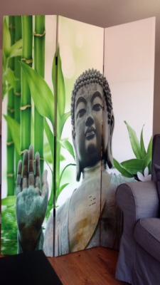 Boeddha Kamerscherm