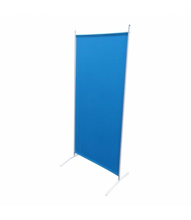 Scheidingswand Blauw