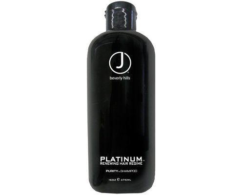 J Beverly Hills PLATINUM Purify Shampoo