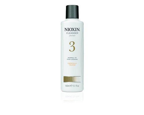 Nioxin System 3 Cleanser (shampoo)