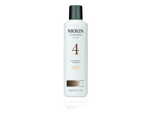 Nioxin System 4 Cleanser (shampoo)