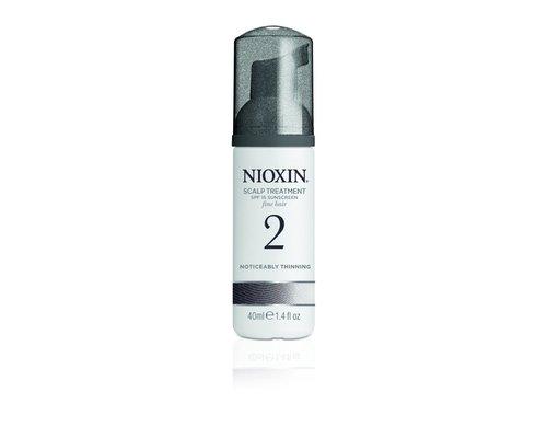 Nioxin System 2 Scalp Treatment 100 ml