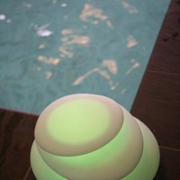 LED Lamp 'ZEN' (3 gestapelde stenen)