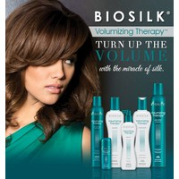 Biosilk Volumizing Therapy Hair Spray Strong Hold