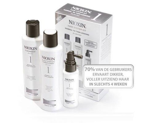 Nioxin Trial Kit System 1