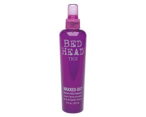TIGI Bed Head MAXXED OUT Massive Hold Hairspray Thickening Spray