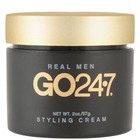 GO 24•7 REAL MEN Styling Cream