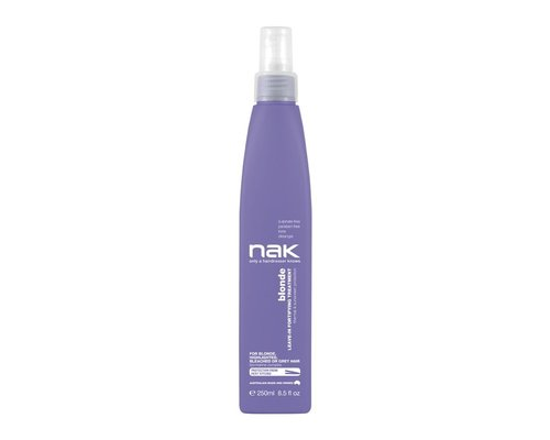 NAK Blonde Leave-in Fortifying Treatment
